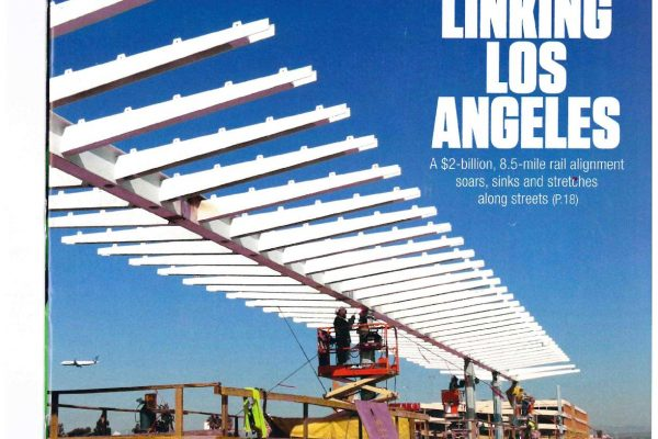 McMahon Steel on Cover of ENR LAX - Crenshaw_1